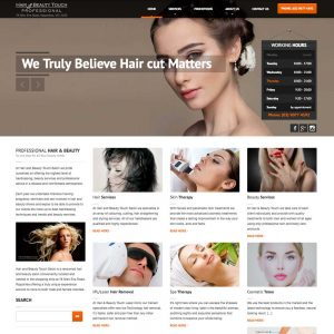 Hair & Beauty Touch